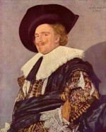 Frans Hals - paintings - The Laughing Cavalier