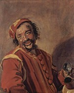 Frans Hals - paintings - Peeckelhaering