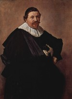 Frans Hals - paintings - Lucas de Clercq