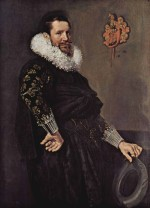 Frans Hals - paintings - Paulus van Beresteyn