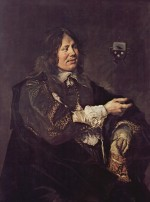 Frans Hals - paintings - Stephanus Geraedts