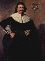 Frans Hals - paintings - Tieleman Roosterman