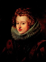 Diego Velázquez - paintings - Dona Maria de Austria, Queen of Hungary