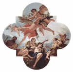 Sebastiano Ricci - paintings - The Punishment of Cupid