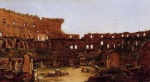 Thomas Cole - paintings - Interior of the Colosseum Rome