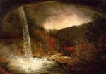 Thomas Cole - paintings - Kaaterskill Falls