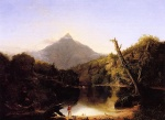 Thomas Cole - paintings - Mount Chocorua New Hampshire