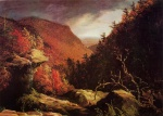 Thomas Cole - paintings - The Clove Catskills