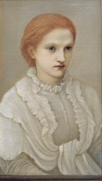 Edward Burne Jones - Bilder Gemälde - Lady Frances Balfour