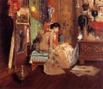 William Merritt Chase - Bilder Gemälde - Connoisseur