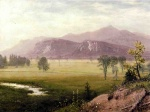 Albert Bierstadt - paintings - Conway Meadows (New Hampshire)
