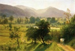 Albert Bierstadt - paintings - Conway Valley (New Hampshire)