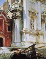 Bild:Chirch of St. Stae Venice