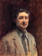 John Singer Sargent  - paintings - Portrait of Daniel J. Nolan