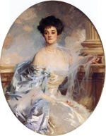 John Singer Sargent  - paintings - The Countess of Essex