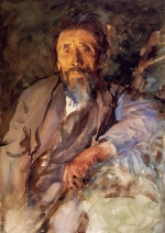 John Singer Sargent  - paintings - The Tramp