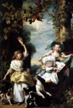 John Singleton Copley - paintings - unknown