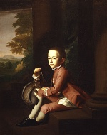John Singleton Copley - paintings - Daniel Crommelin Verplanck