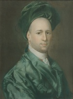 John Singleton Copley - paintings - Enenezer Storer