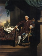 John Singleton Copley - paintings - Henry Laurens