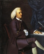John Singleton Copley - paintings - Isaac Smith