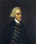 John Singleton Copley - paintings - John Hancock