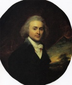 John Singleton Copley - paintings - John Quincy Adams