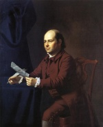 John Singleton Copley - paintings - Miles Sherbrook