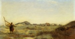 Jean Baptiste Camille Corot - Peintures - Dunkerque