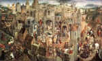Hans Memling - Bilder Gemälde - Scenes from the Passion of Christ