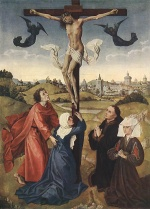 Bild:Crucifixion Triptych (Central Panel)