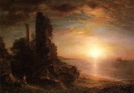 Frederic Edwin Church - Bilder Gemälde - Landscape in Greece