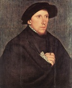Hans Holbein - Bilder Gemälde - Portrait of Henry Howard the Earl of Surrey