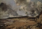 John Constable - Peintures - Weymouth Bay