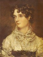 John Constable - paintings - Maria Bicknell