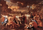Bild:Adoration of the Golden Calf