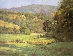 Theodore Clement Steele  - paintings - Roan Mountain