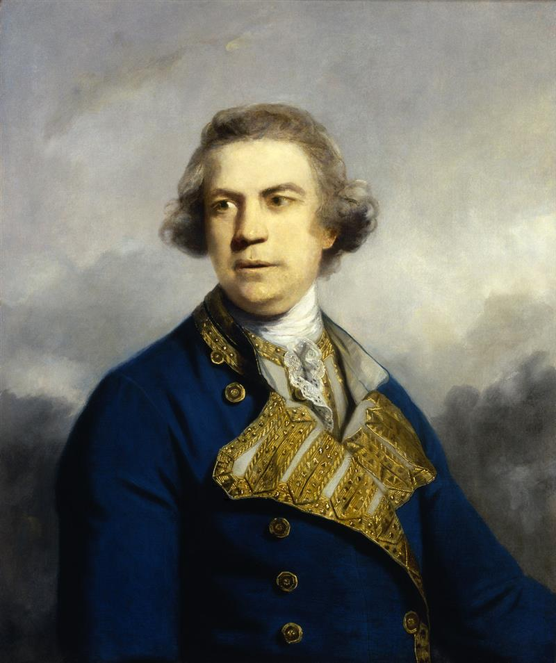 Admiral Augustus Keppel