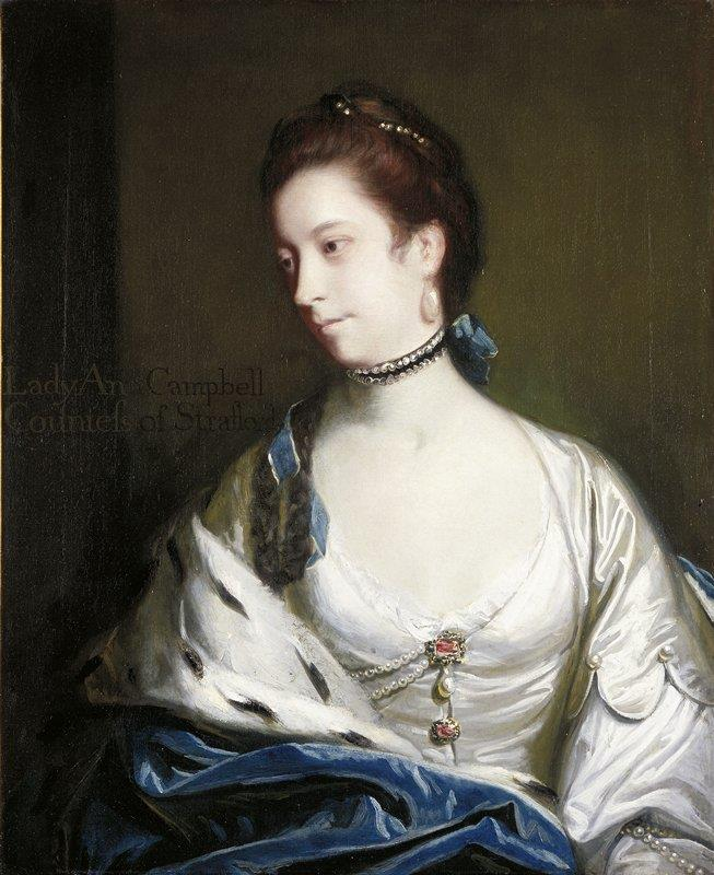Anne Countess of Strafford