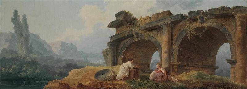 Arches in Ruins
