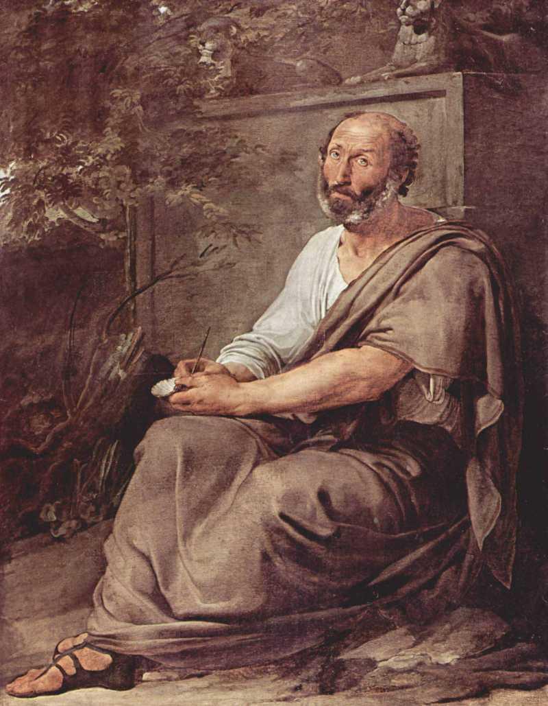 Aristoteles - Bilder, Gemälde und Ölgemälde-Replikation