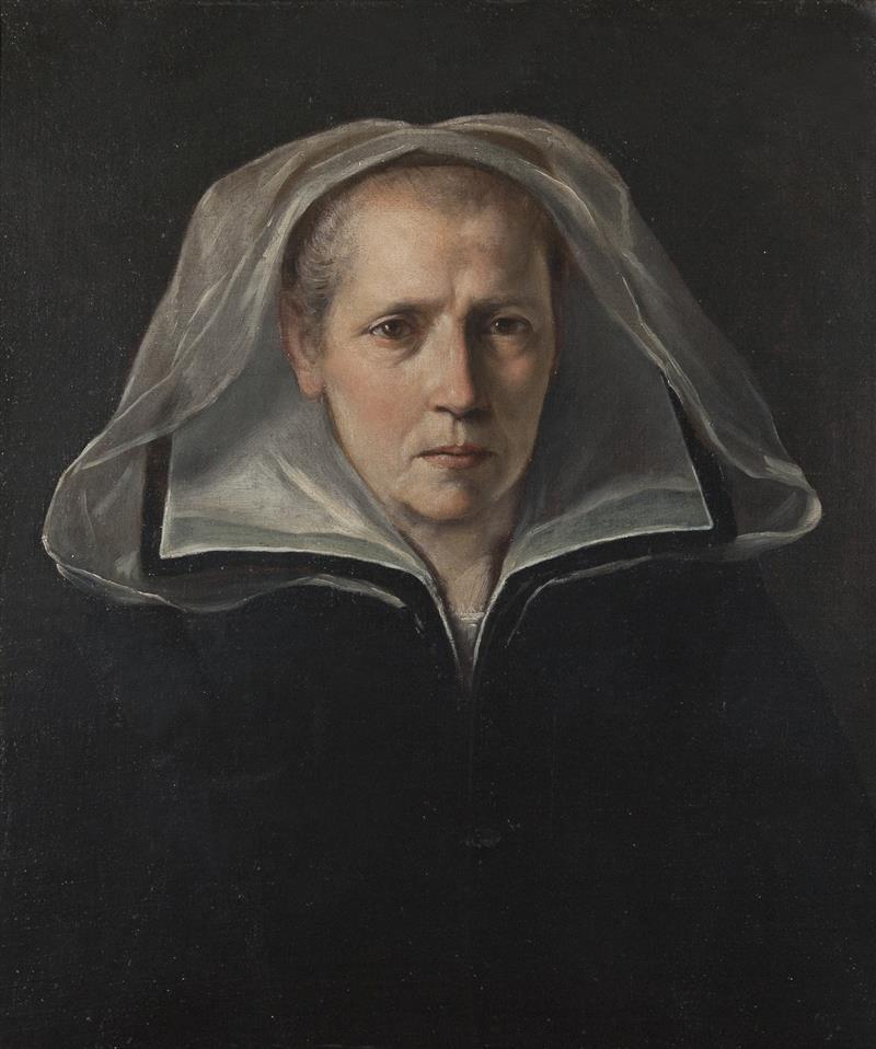 Dressur Einer Witwe