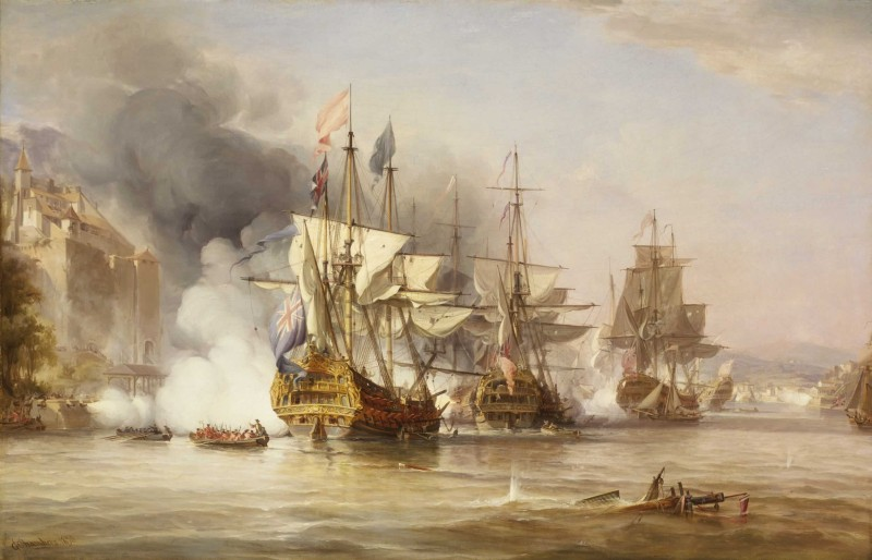 Capture of Puerto Bello