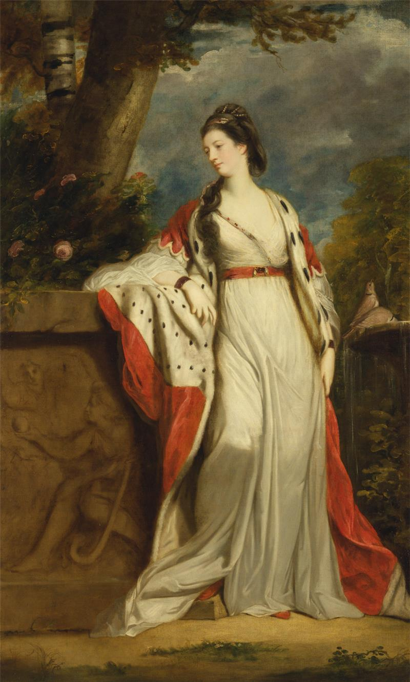 Elizabeth Gunning, Duchess of Hamilton and Argyll