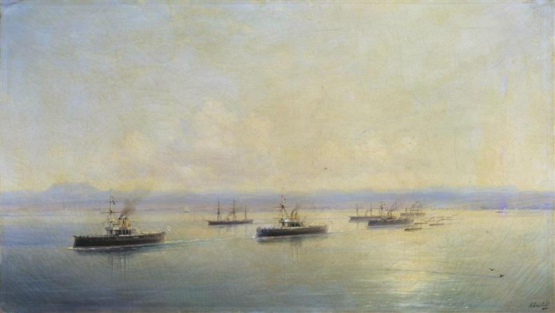 Fleet with a View of Sevastopol