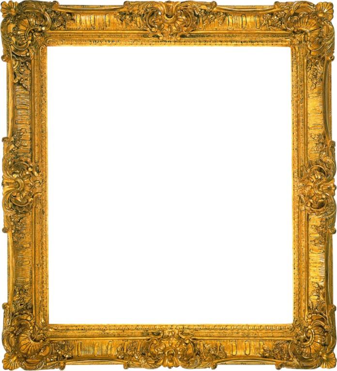 Königsrahmen (handgeschnitzt) 12 cm - Bilder, Gemälde und Ölgemälde ...