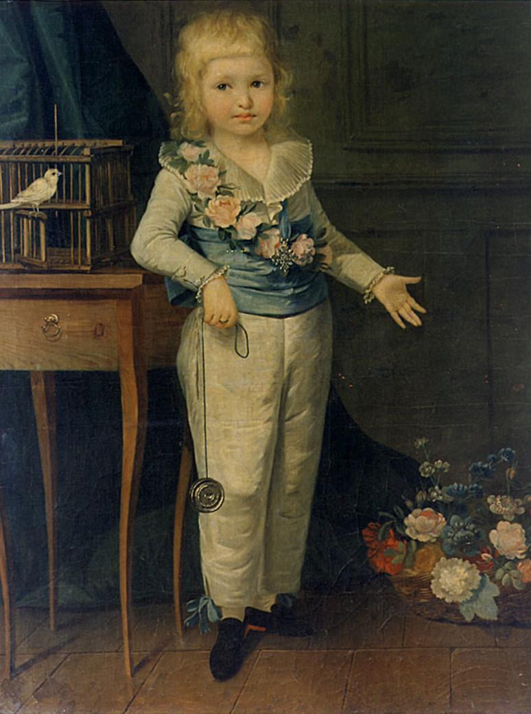 Louis Charles of France