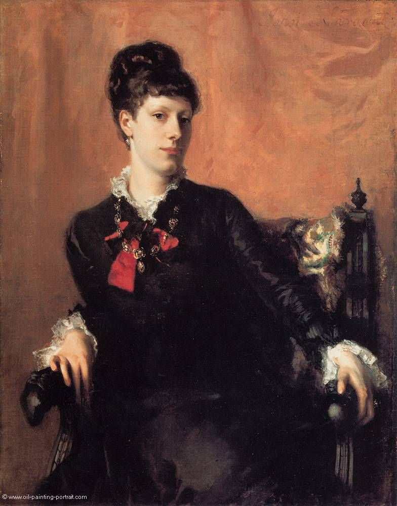 Miss Frances Sherborne Ridley Watts