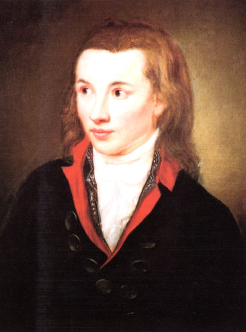 Vergrößern Novalis (<b>Georg Philipp</b> Friedrich Freiherr von Hardenberg) - Novalis-(Georg-Philipp-Friedrich-Freiherr-von-Hardenberg)