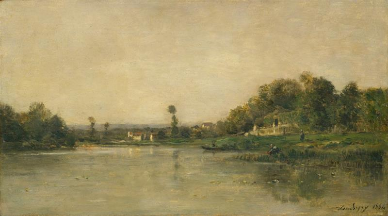 On the Banks of the Oise